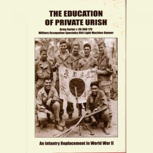 Front Cover - The Education of Private Urish
