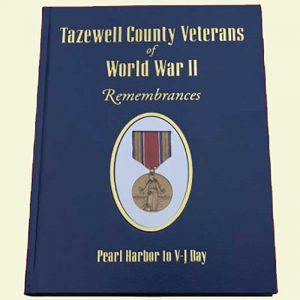 Cover - Tazewell County Veterans of WWII Remembrances