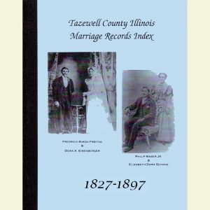 Marriages 1827-1897