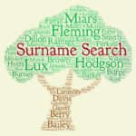 Surname Search Graphic