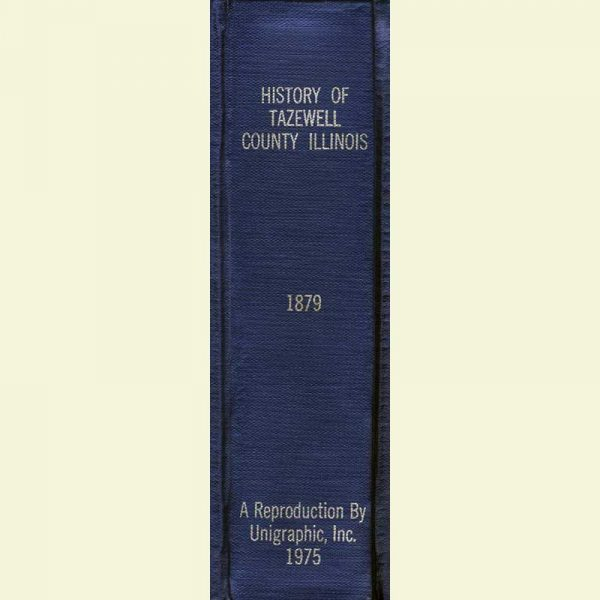 Spine - History of Tazewell County - 1879