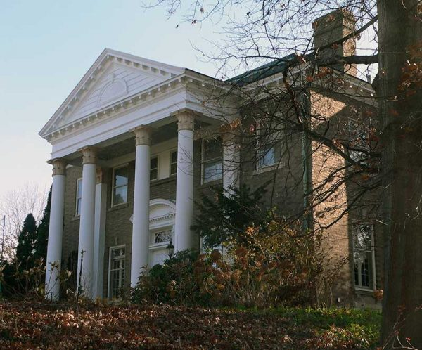 Photo of Carl Herget Mansion