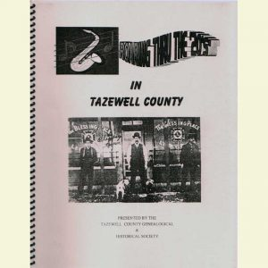 Cover - Roaring Thru the 20's in Tazewell County