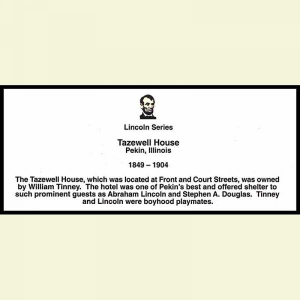 Tazewell House Shelf Sitter - Back