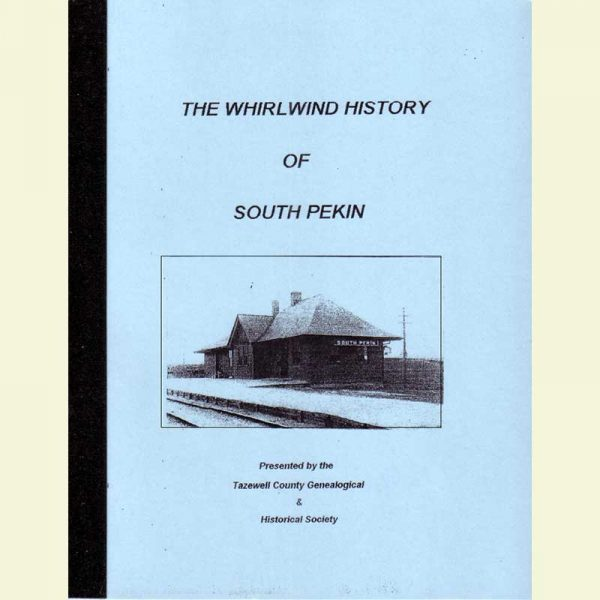 Front Cover - Whirlwind of South Pekin
