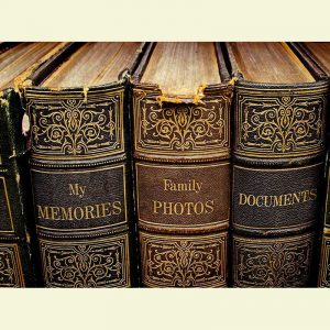 Photo of My Memoris, Family Photos, & Documents Books