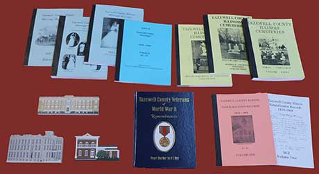Display of TCGHS Publications