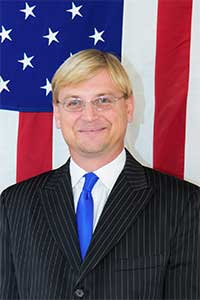 Photo of Tazewell County Clerk John Ackerman