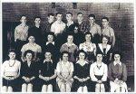 Photo of 1943/1944 Green Valley High School class