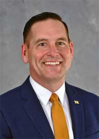 Photo of Tim Butler, Illinois State Representative of the 87th District