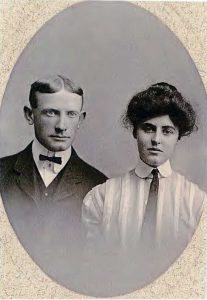 June 2020 Mystery Photo - Mr. & Mrs. Atkinson of Washington