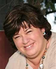 Photo of Author Amy Kinzer Steidinger