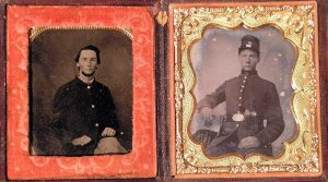 James Hutchinson Civil War Ancestors Tintypes