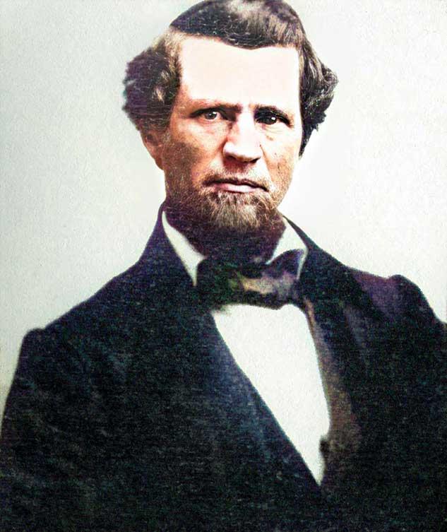 Photo of John App in 1859