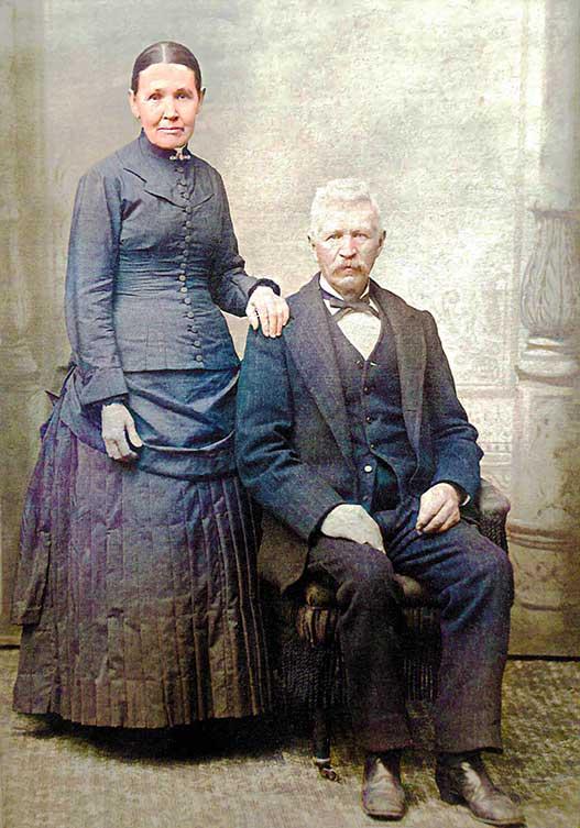 Photo of John & Leanna App 1895