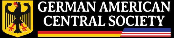 German American Central Society Logo