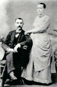 Photo of James F. Rollings & Martha Bliss Rollings