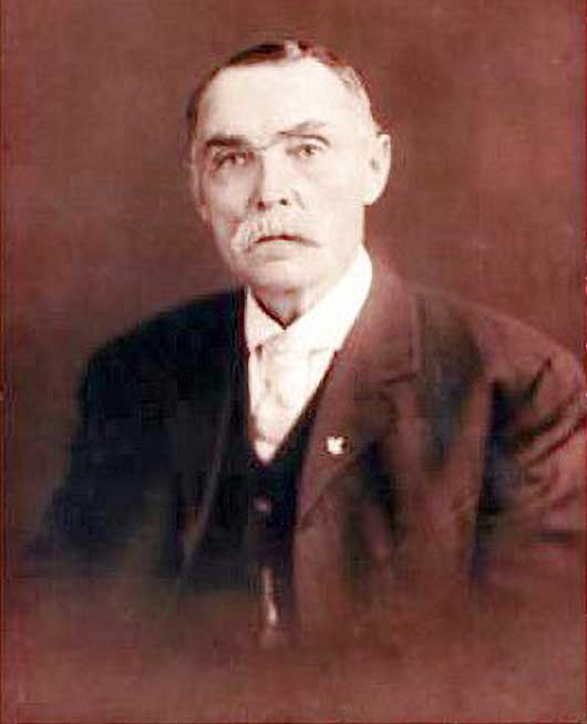 Photo of James F. Rollings